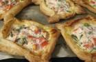 Пирожки итальянские