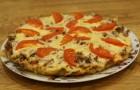 Пицца по-белорусски