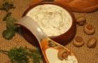 Соус грибной белый