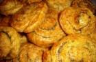 Сырное печенье на кефиреСырное печенье на кефире