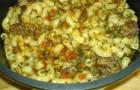Диета при пищевой аллергии — блюда из макаронных изделий