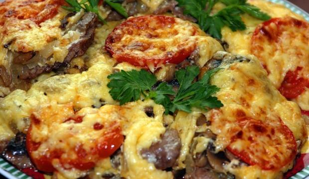 Диета при пищевой аллергии — блюда из мяса
