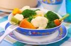 Диета при пищевой аллергии — блюда из овощей
