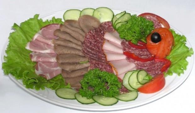 Диета при пищевой аллергии — холодные закуски