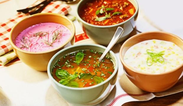 Диета при пищевой аллергии — первые блюда