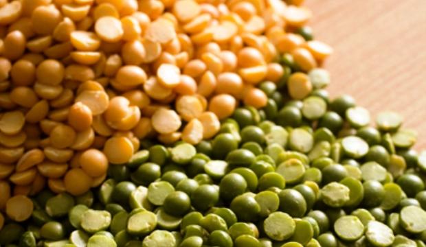 Использование сушеного гороха в диетах