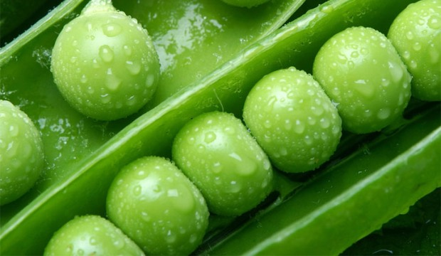 Использование зеленого горошка в диетах