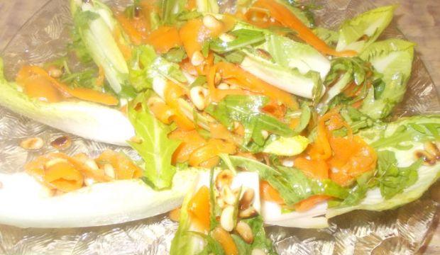 Салат-цикорий (кочешками)