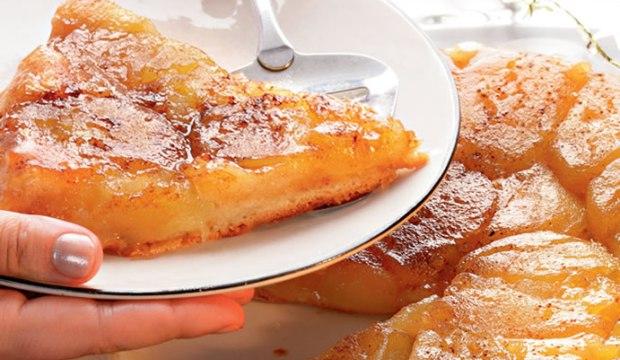 Слоеный сладкий русский пирог