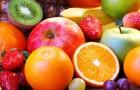 Содержание полезных веществ во фруктах и овощах зависит от их цвета