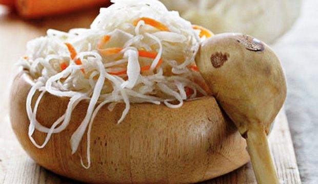 Удивительная польза квашеной капусты