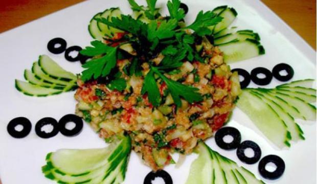 Рецепты вегетарианского стола: кушанья из зелени, овощей, грибов, корнеплодов