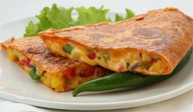 Рецепты вегетарианского стола: кушанья несладкие (мучные)
