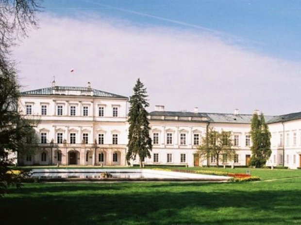 Дворец Чарторыжского