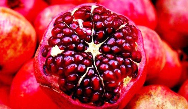 Гранат – фрукт из Эдема