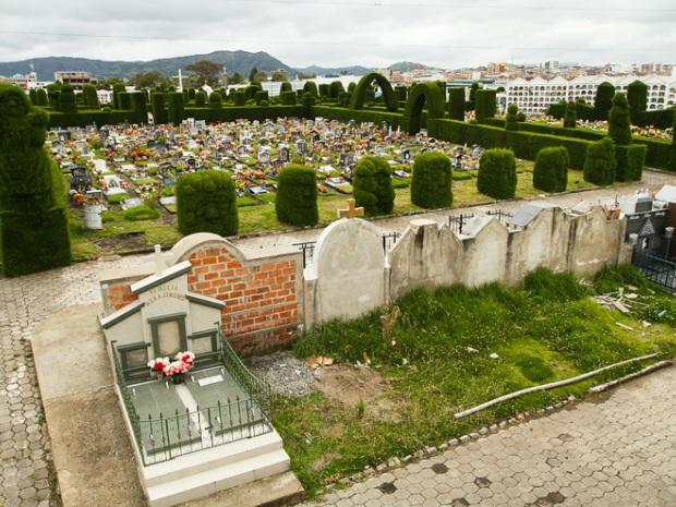 Кладбище Тулкана