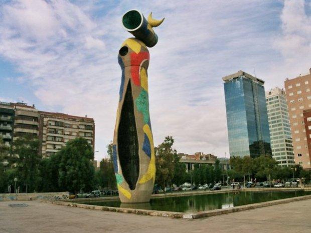 Парк Жоана Миро