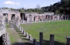 Раскопки Помпей