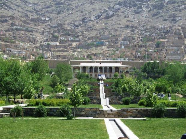 Сад Бабура