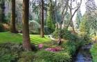 Сад Боднант