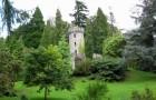 Сад при доме «Башня»