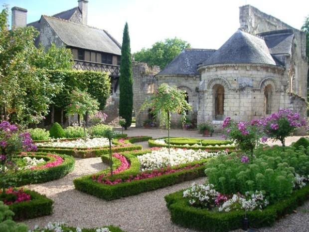 Сады приората Сен-Косме