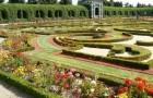 Замковый сад Шонбрунн