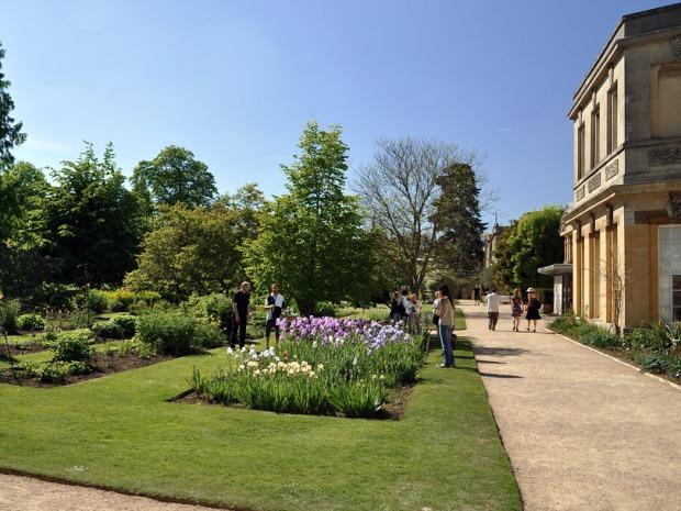 Ботанический сад Оксфордского университета