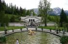 Дворцовый парк Линдерхоф