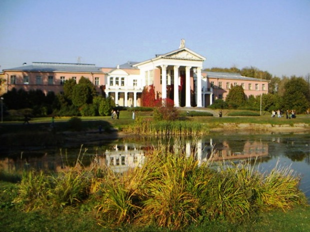 Главный ботанический сад им. Н.В. Цицина РАН