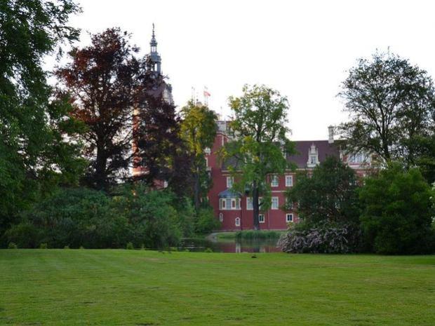 Парк принца Пюклер-Мускау