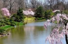 Сад при усадьбе Св. Павла Уолден Бери