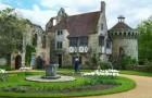 Сад замка Скотни