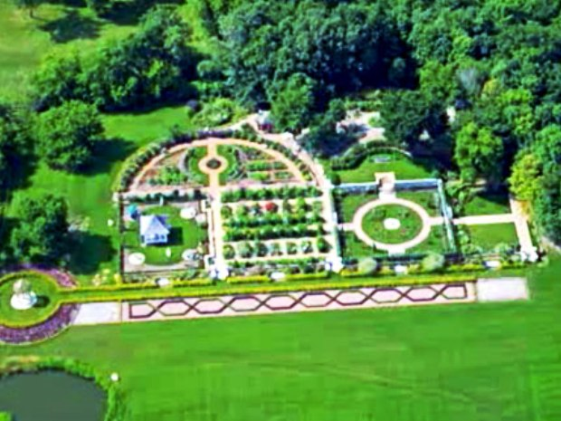 Сады Уоллеса