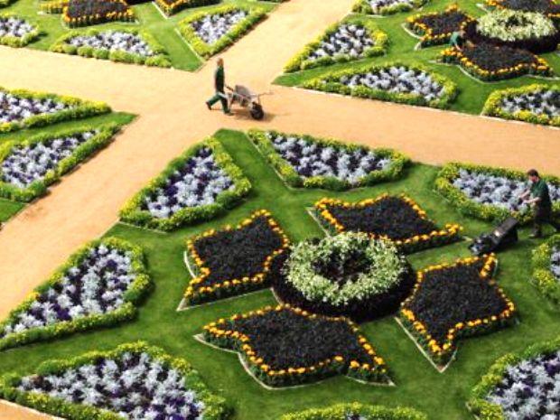 Сады Урест