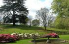Сады имения Парквуд