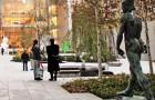 Скульптурный сад Эбби Олдрич Рокфеллер, Музей современного искусства