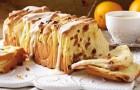 Апельсиновый хлеб в хлебопечке
