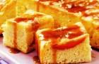 Ароматный яблочный пирог в мультиварке