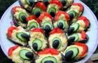 Баклажаны с маслинами в скороварке