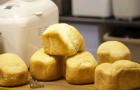Этапы приготовления блюд в хлебопечке