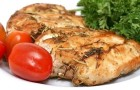 Филе цыпленка в вине в пароварке