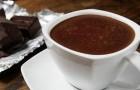 Горячий шоколад в пароварке