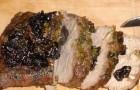 Говядина с зеленью в скороварке