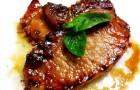 Говядина, жаренная с медом в аэрогриле