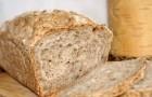 Гречнево-овсяный хлеб в хлебопечке