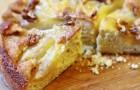 Грушевый кекс с вишней в хлебопечке