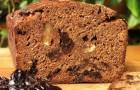 Хлеб с черносливом в хлебопечке