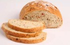Хлеб с луком и морковью в хлебопечке