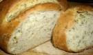 Хлеб с укропом в хлебопечке